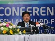 Vietnam: socio importante del Foro Económico Mundial en agricultura