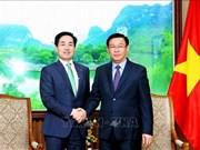 Vietnam apoya la expansión del grupo surcoreano Lotte, afirma vicepremier