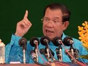 Efectuado primer plenario del flamante ejecutivo de Camboya