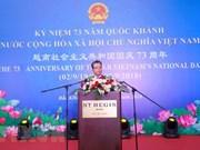 Embajada vietnamita en China celebra acto por Día Nacional