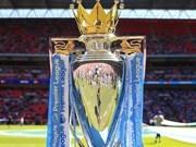 Copa de la primera división de Inglaterra llegará a Vietnam a mediados de septiembre