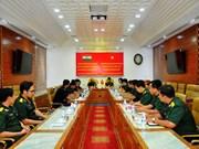 Delegación militar de la India visita Ciudad Ho Chi Minh