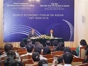 Más de mil dirigentes mundiales y ejecutivos participarán en Foro Económico sobre ASEAN en Vietnam