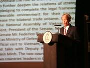 Vietnam y Argentina celebran 45 años del establecimiento de relaciones diplomáticas