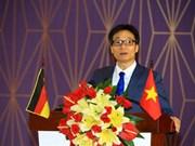 Universidad Vietnam-Alemania, símbolo de colaboración de educación bilateral