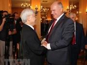 Rusia es socio de mayor prioridad de Vietnam, afirma máximo dirigente partidista
