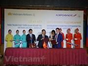 Vietnam Airlines fomenta cooperación con aerolínea rusa Aeroflot