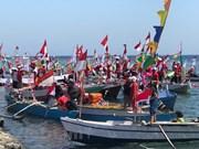 Indonesia impulsa desarrollo de la economía marina través de regata de veleros