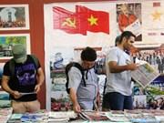 Espacio vietnamita en Fiesta de Avante en Lisboa