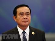 Premier tailandés Prayut Chan-ocha recibe gran apoyo del electorado, según encuesta