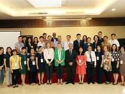 Efectúan reunión de preparación para Foro de ASEAN sobre migración laboral