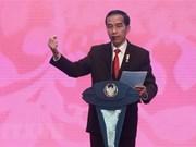 Presidente de Indonesia llegará mañana Vietnam