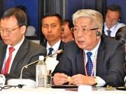 Países miembros de ASEAN destacan importancia del respeto de leyes internacionales