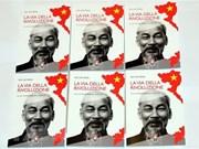 Publican  en idioma italiano  obra del Presidente vietnamita Ho Chi Minh