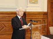 Vietnam apoya cooperación educativa con Hungría, dice dirigente partidista