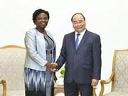 Premier de Vietnam propuso continuo respaldo del Banco Mundial a su país