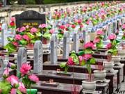 Historia de Quang Tri contada por sus cementerios