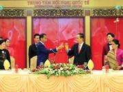 Nexos Vietnam-Indonesia son un tesoro para generaciones futuras, afirma presidente vietnamita