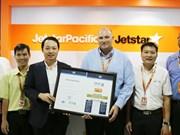 Aerolínea Jetstar Pacific recibe certificado de seguridad operacional internacional