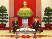 Dirigente partidista vietnamita destaca avances notables en nexos con China