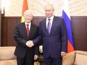 Gira de máximo dirigente partidista de Vietnam coadyuva a impulsar lazos con Rusia y Hungría
