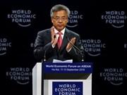 China se compromete a coordinar con FEM en protección de globalización y multilateralismo