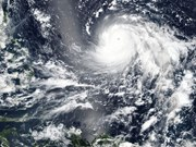 Alertan en Filipinas por llegada del supertifón Mangkhut