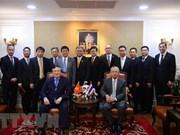 Asiste Vietnam a reunión sobre campo judicial en Tailandia
