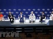 Vicepremier vietnamita asiste al debate sobre perspectivas geopolíticas de Asia