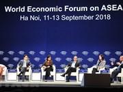 Países de la ASEAN por estrechar cooperación en economía para enfrentar desafíos