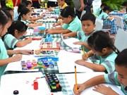 Concurso de dibujo para escolares promueve relaciones Vietnam-Dinamarca