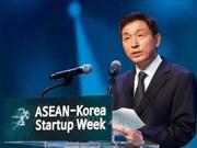 ASEAN y Corea del Sur promueven cooperación en emprendimiento en TIC