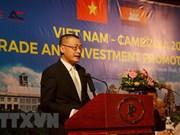 Inauguran foro de promoción comercial e inversionista Vietnam- Camboya