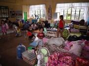 Filipinas sufre primeras secuelas por supertifón Mangkhut