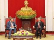 Vietnam y Rusia apuntan llevar el comercio bilateral a 10 mil millones de dólares en 2020