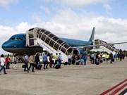 Vietnam Airlines ajusta horarios de vuelos a Hong Kong (China) por tifón Mangkhut