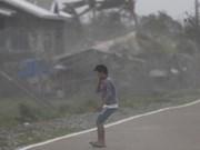 Al menos 25 muertos por el tifón Mangkhut en Filipinas