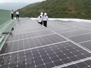 Arranca en provincia vietnamita proyecto de energía solar