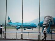 Aerolíneas de Vietnam cancelan vuelos por el tifón Mangkhut