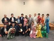Celebran en Ciudad Ho Chi Minh aniversario 45 de nexos Vietnam-Japón