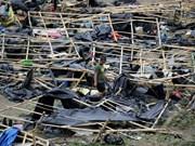 Influencia del supertifón Mangkhut provocará intensas lluvias en Vietnam tras su entrada en China