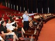 ASOSAI 14: Ultiman las labores preparatorias de su XIV Asamblea en Vietnam