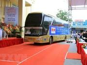 Abren ruta piloto de transporte de viajeros que une a ciudades vietnamitas y chinas