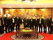 Hanoi dinamiza cooperación con localidades de Bulgaria
