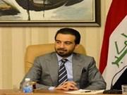 Presidenta del Parlamento de Vietnam felicita al nuevo titular del Consejo de Representantes de Iraq