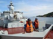 Fuerza naval de Vietnam fortalecerá relación con países asiáticos