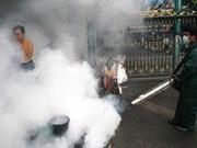 Alcalde de Bangkok alerta sobre propagación del dengue