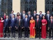 Vietnam y China robustecen cooperación profesional en el sector judicial