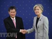 ASEAN y Corea del Sur afianzan cooperación