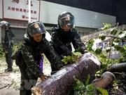Tifón Mangkhut deja grandes pérdidas humanas y económicas en Filipinas, China y Hong Kong